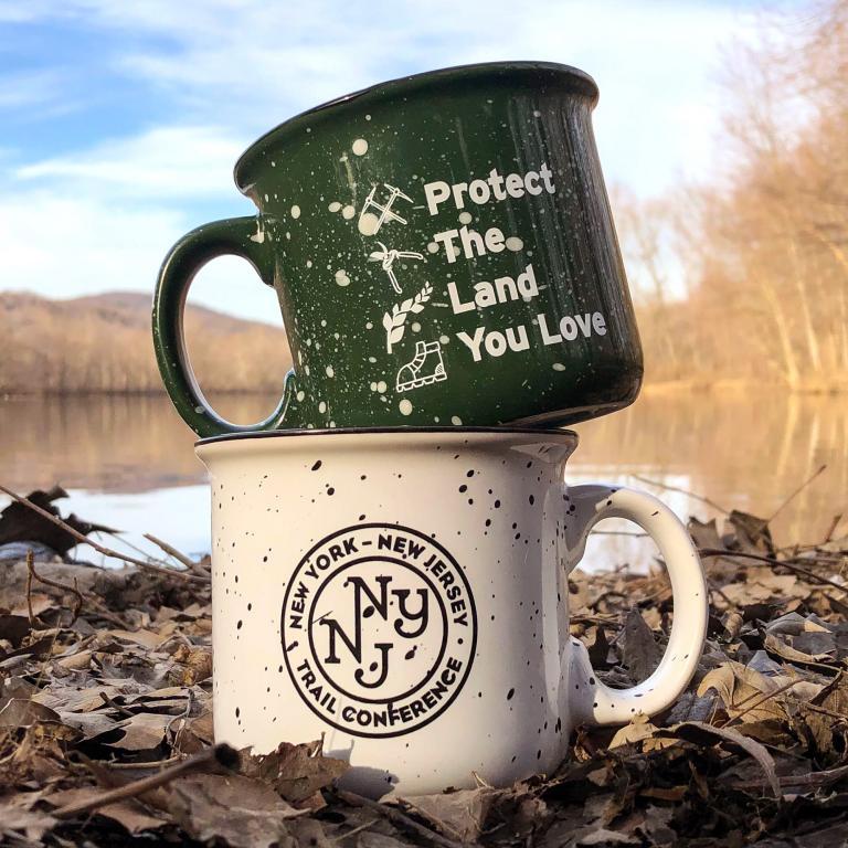 Protect The Land You Love Mug - Green or White