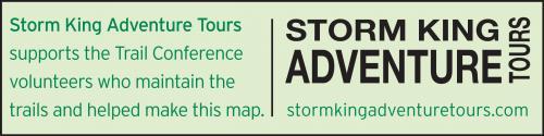 West Hudson 2019 Map Sponsor - Storm King Adventure Tours