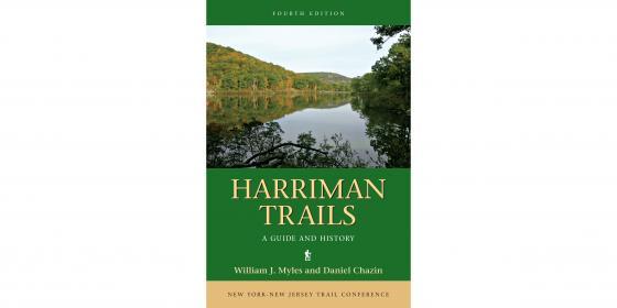 Harriman Trails 2018 Book Cover