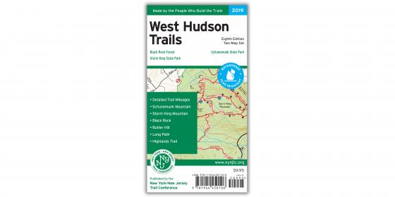 West Hudson 2019 Map Cover