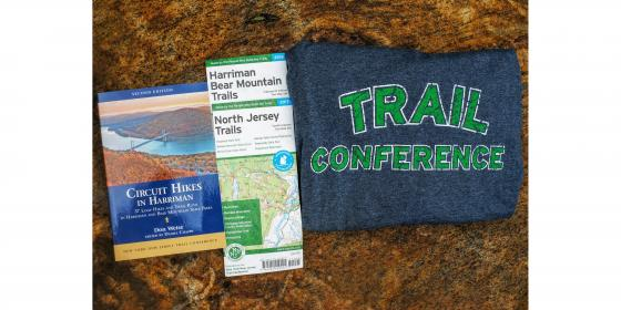 Rugged Harriman Hiker and North Jersey Combo