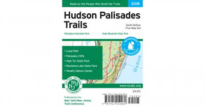 Hudson Palisades Map 2018 Map Cover