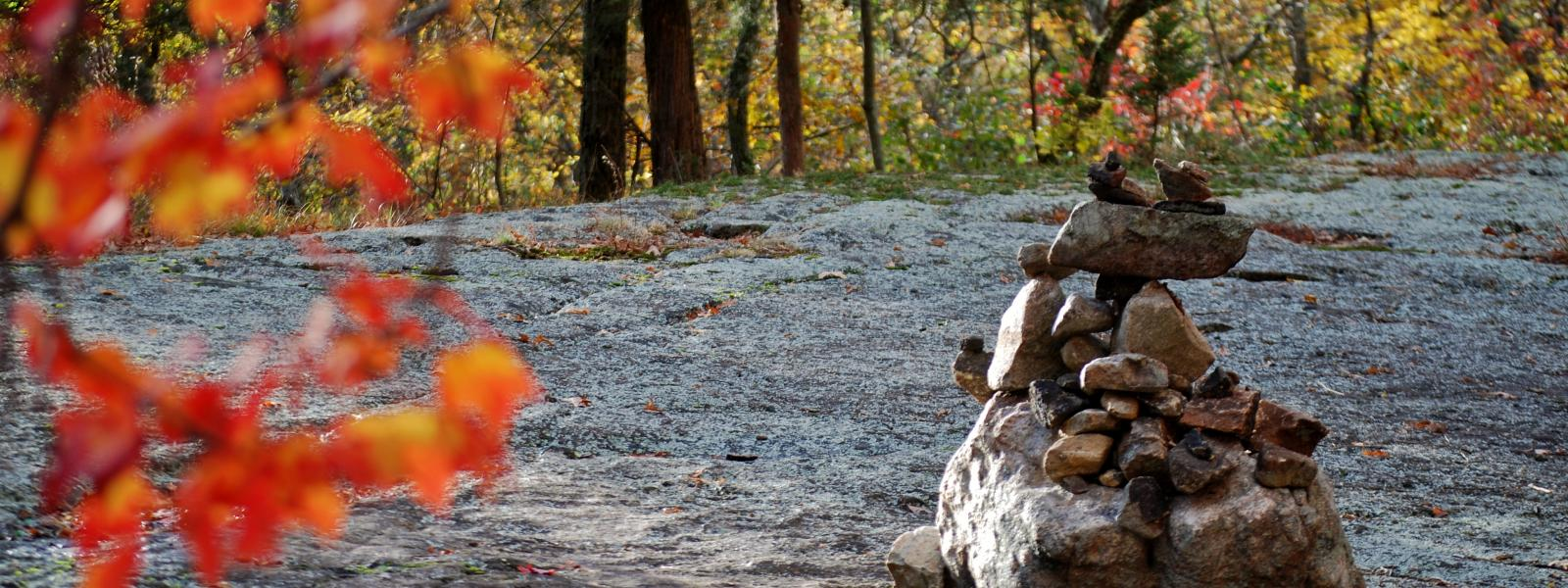 Precarious Stones - Photo Robert Celestin