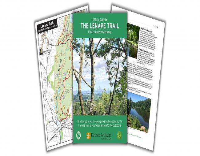 Lenape Trail Guide Graphic