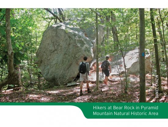 Jersey Highlands Trails Map Scenic Photo