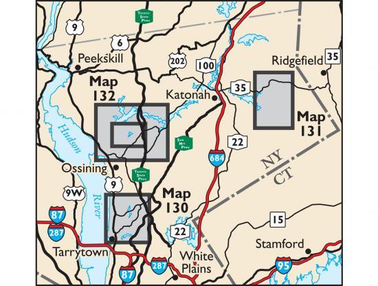 Westchester 2020 Map Locator Map