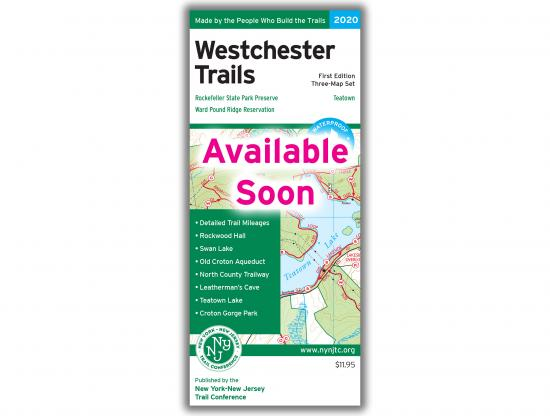 Westchester 2020 Map Cover Available Soon